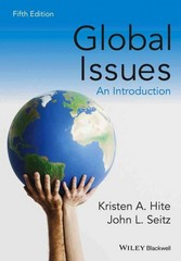 Global Issues 5th Edition 9781118968857 1118968859