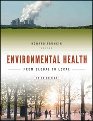 Environmental Health 3rd Edition 9781118988077 1118988078