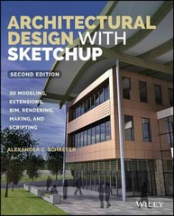Architectural Design with SketchUp 2nd Edition 9781118978818 1118978811