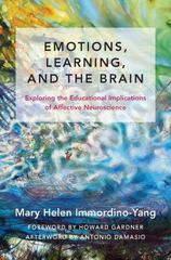 Emotions, Learning, and the Brain 1st Edition 9780393709810 0393709817