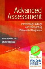 Advanced Assessment 3rd Edition 9780803645011 0803645015