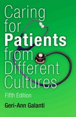 Caring for Patients from Different Cultures 5th Edition 9780812223118 081222311X