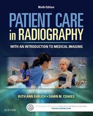 Patient Care in Radiography 9th Edition 9780323353762 0323353762