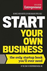 Start Your Own Business 6th Edition 9781599185569 1599185563