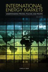 International Energy Markets 2nd Edition 9781593702915 1593702914