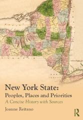 New York State: Peoples, Places, and Priorities 1st Edition 9780415819985 0415819989