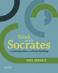 Think with Socrates 1st Edition 9780199331864 0199331863