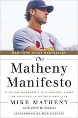 The Matheny Manifesto 1st Edition 9780553446692 055344669X