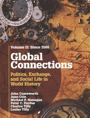 Global Connections: Volume 2, Since 1500 1st Edition 9780521145190 0521145198