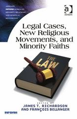 Legal Cases, New Religious Movements, and Minority Faiths 1st Edition 9781317106395 1317106393