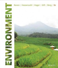 Environment 9th Edition 9781118875827 1118875826
