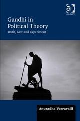 Gandhi in Political Theory 1st Edition 9781317130994 1317130995
