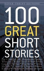 100 Great Short Stories 1st Edition 9780486790213 0486790215