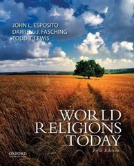 World Religions Today 5th Edition 9780199999590 0199999597