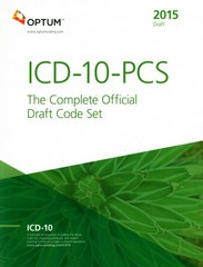 ICD-10-PCS 1st Edition 9781622540198 1622540190