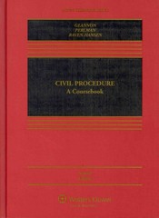 Civil Procedure 2nd Edition 9781454851332 1454851333