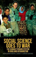Social Science Goes to War 1st Edition 9780190216726 0190216727