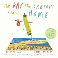 The Day the Crayons Came Home 1st Edition 9780399172755 0399172750