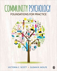 Community Psychology 1st Edition 9781483312842 1483312844