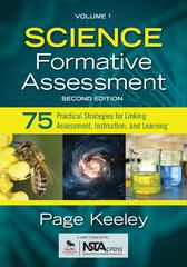 Science Formative Assessment 2nd Edition 9781483352176 148335217X