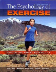 The Psychology of Exercise 4th Edition 9781621590064 1621590062