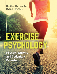 Exercise Psychology 1st Edition 9781449672171 1449672175