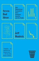 Seven Bad Ideas 1st Edition 9780307950727 0307950727
