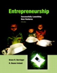 Entrepreneurship 5th Edition 9780133797381 0133797384