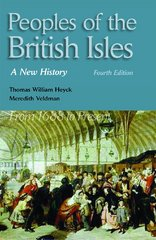The Peoples of the British Isles 4th Edition 9781935871590 1935871595