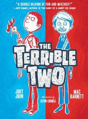 The Terrible Two 1st Edition 9781419714917 1419714910