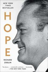 Hope 1st Edition 9781439140284 1439140286