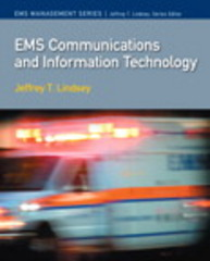 EMS Communications and Information Technology 1st Edition 9780132607018 0132607018