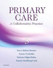 Primary Care 5th Edition 9780323355018 0323355013