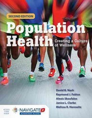 Population Health 2nd Edition 9781284047929 128404792X