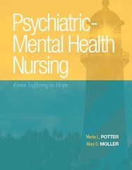 Psychiatric-Mental Health Nursing 1st Edition 9780138015589 0138015589