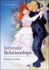 Intimate Relationships 7th Edition 9780077831370 0077831373