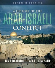 A History of the Arab-Israeli Conflict 7th Edition 9780205968138 0205968139