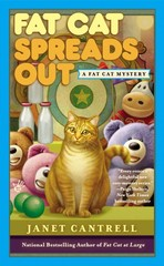 Fat Cat Spreads Out 2nd Edition 9780425267431 0425267431