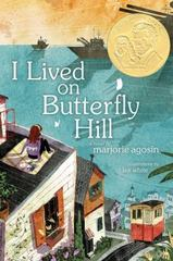 I Lived on Butterfly Hill 1st Edition 9781416994022 1416994025