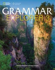 Grammar Explorer 3 Student Book 1st Edition 9781111351113 1111351112