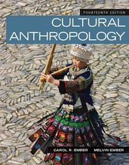 Cultural Anthropology 14th Edition 9780205957194 0205957196