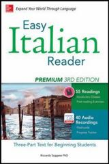 Easy Italian Reader, Premium 2nd Edition 2nd Edition 9780071849845 007184984X