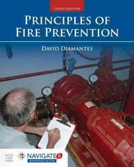 Principles of Fire Prevention 3rd Edition 9781284041866 1284041867