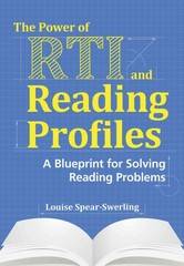 The Power of RTI and Reading Profiles 1st Edition 9781598573152 1598573152