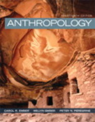 Anthropology 14th Edition 9780205957187 0205957188