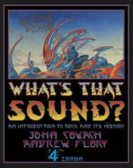 What's That Sound? 4th Edition 9780393937251 0393937259