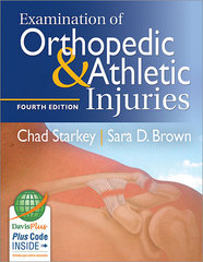Examination of Orthopedic & Athletic Injuries 4th Edition 9780803639188 080363918X