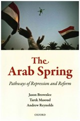 The Arab Spring 1st Edition 9780199660070 0199660077