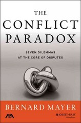 The Conflict Paradox 1st Edition 9781118852910 1118852915