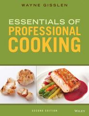 Essentials of Professional Cooking 2nd Edition 9781119030720 1119030722